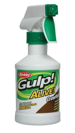 Gulp Alive Spray Crawfish kräfta