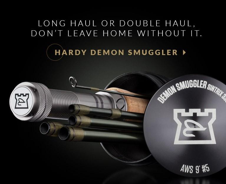 "Hardy Demon AWS Smuggler 8""  #4 6-del"