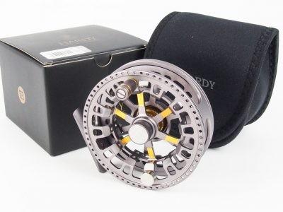 HardyUltralite CA DD FWS 5000 Titanium