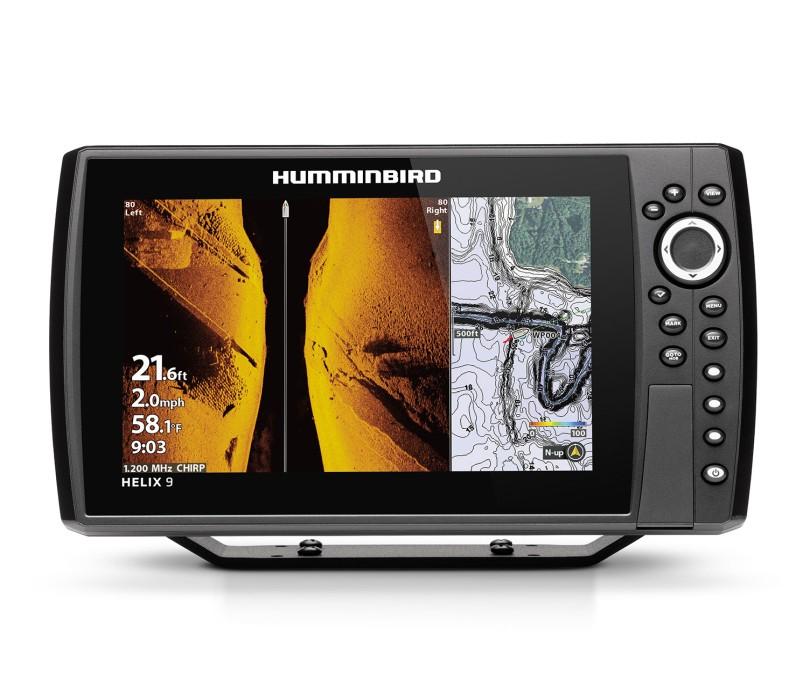 Helix 9 Chirp Mega SI+ GPS G4N