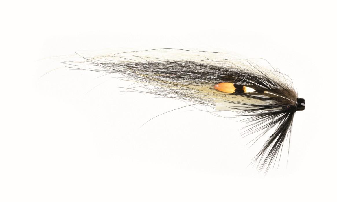 Hitch Flies - zebra 3 cm