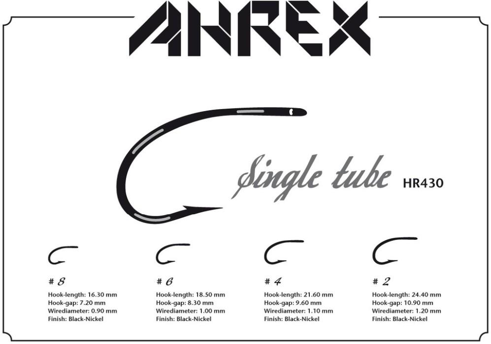 Ahrex HR430 - Tube Single