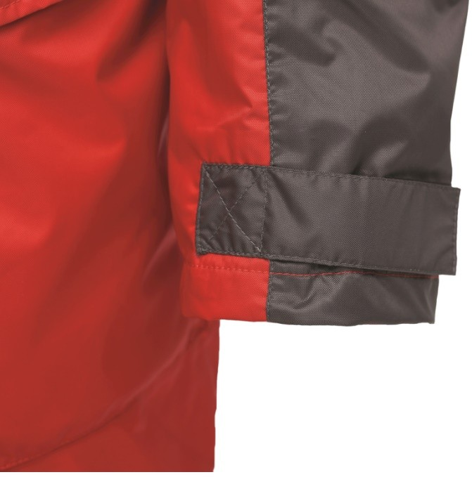 Kinetic Guardian Flytoverall Red/Stormy