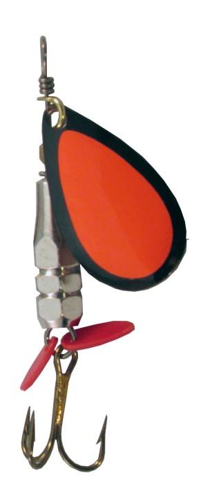 KINGSPINNARE Facett/svart/orange