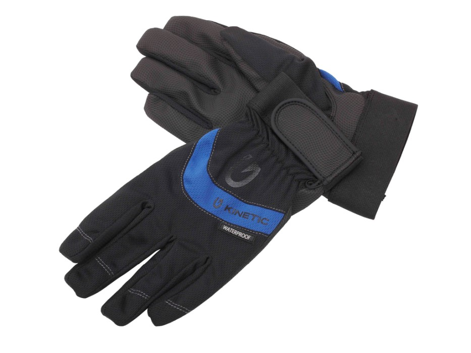 Kinetic Armor Waterproof Glove Black