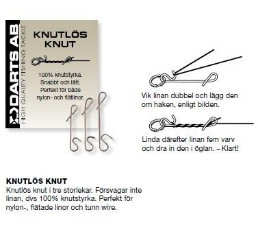 Darts Knutlös Knut/SP