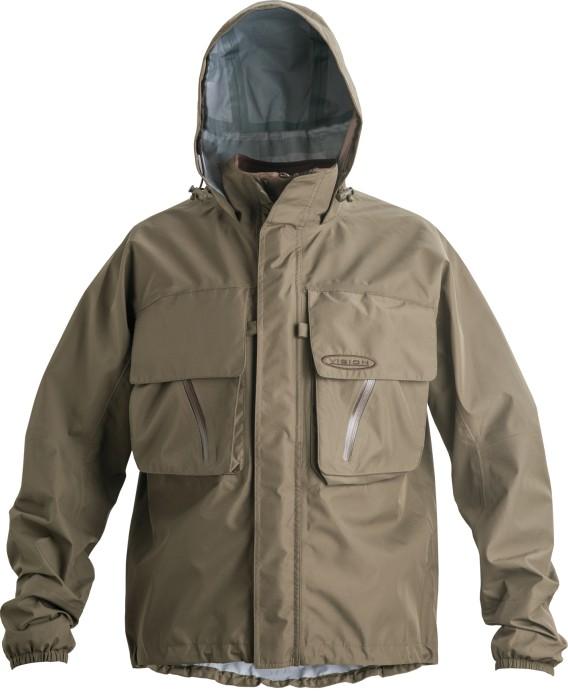 Vision Kura Jacket Light Brown