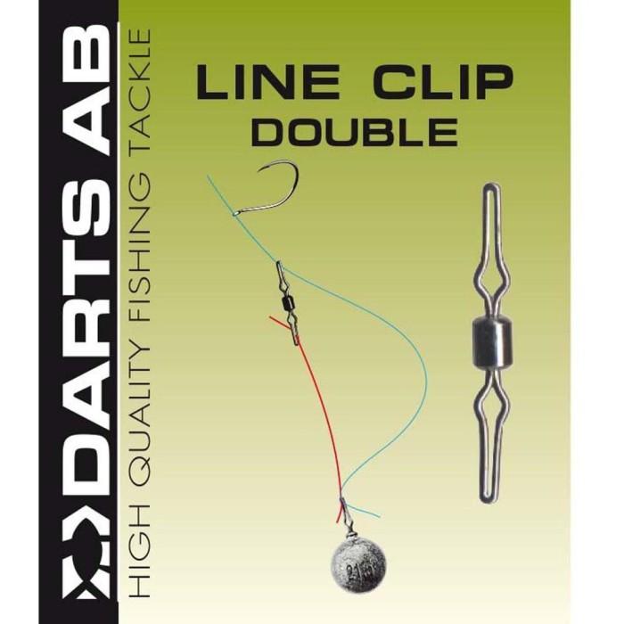 LINE CLIP DOUBLE/SP-07