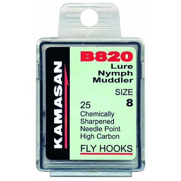 Kamasan B820 Lure Nymph Muddler