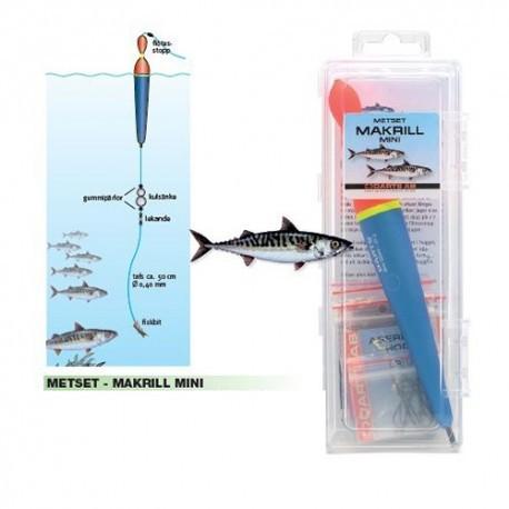 Metset - Makrill/kustmete