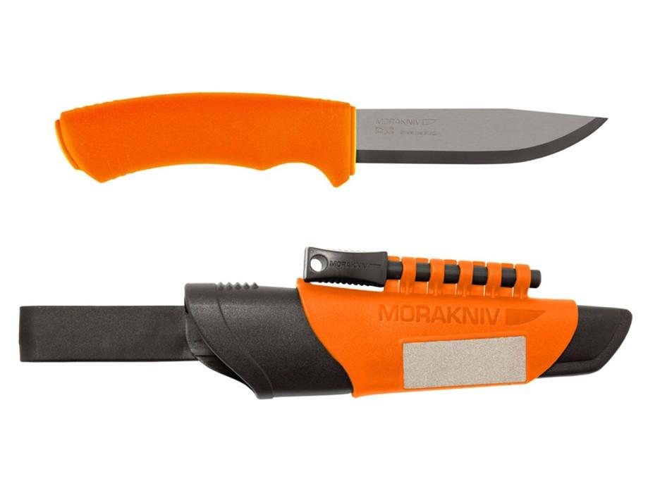 Mora Bushcraft Survival Orange