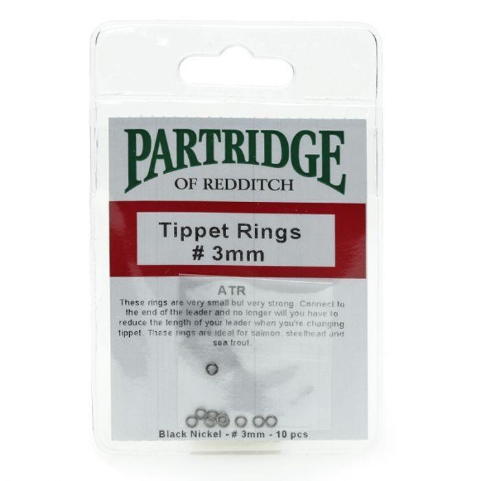 Partridge Tippet Rings