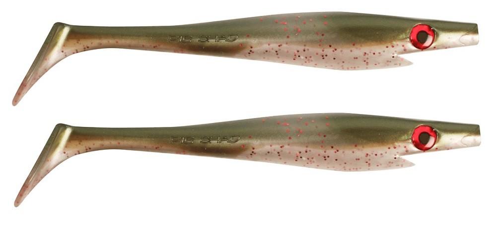Pig Shad Jr 20cm 50gr Arkansas Shiner - 2pcs