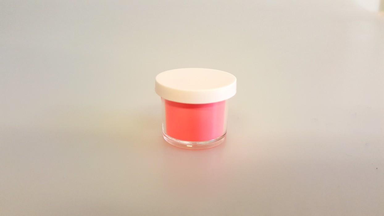 Färgpigment Lyspulver