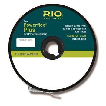 Rio Powerflex Plus Tafsmaterial 46m Nylon
