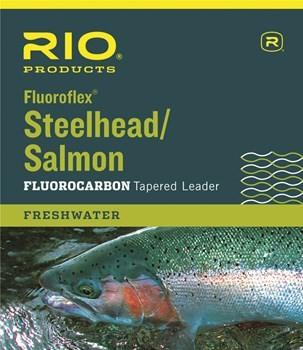 Rio Fluoroflex Steelhead/Salmon 9ft Tafs Fluorocarbon
