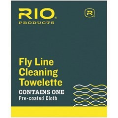 RIO Fly Line Cleaning Towlette  6-Pack