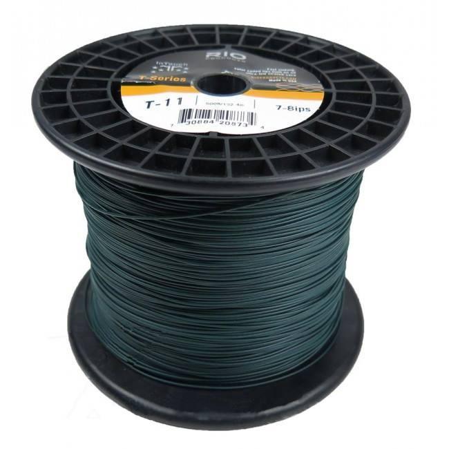 RIO InTouch Level T-11 500ft/Bulk Dark Green 20lb
