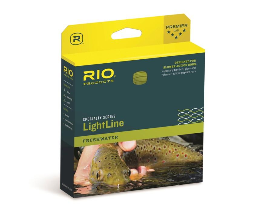 RIO LightLine DT Brown/Ivory Flyt.