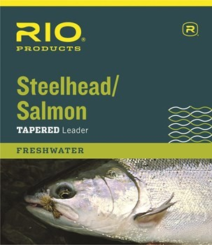 RIO Salmon/Steelhead Tafs 9ft 3-pack Nylon
