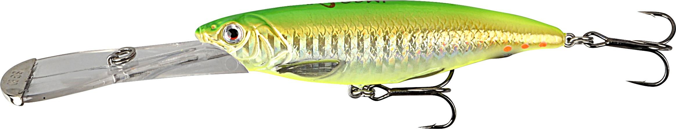 SG 3D Iron Mask Deep Diver 90 9cm 15g SF 08-Green Flash