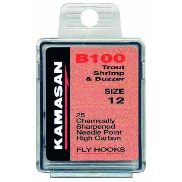 Kamasan B100 Shrimp&Buzzer