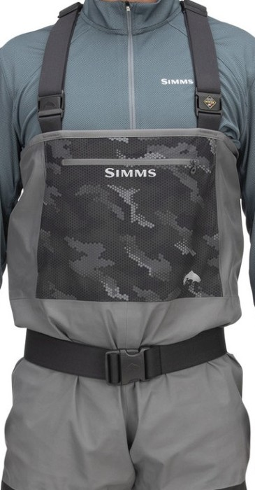 Simms Guide Classic Carbon Vadarbyxa