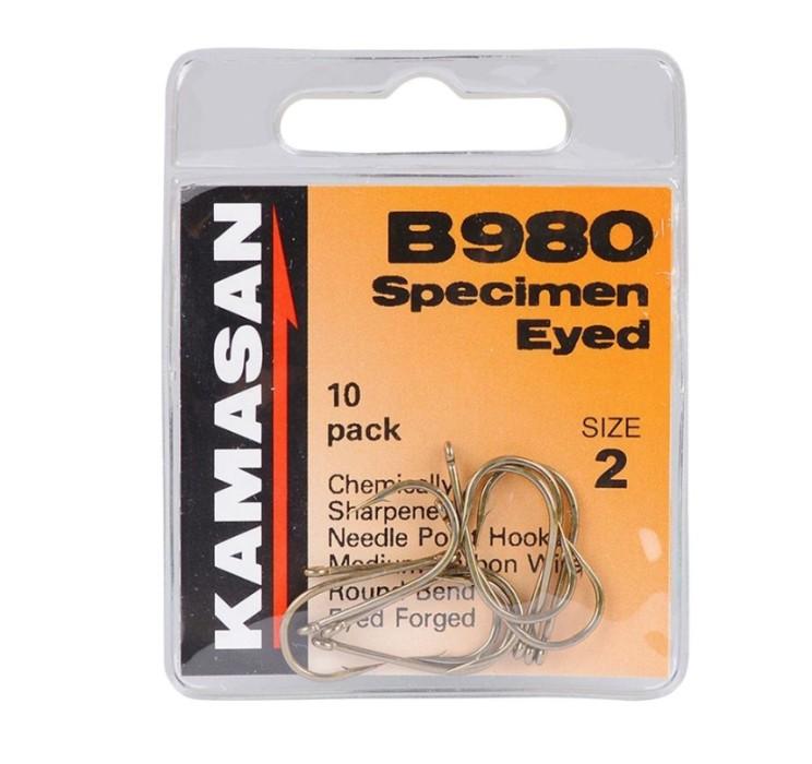 Kamasan B980 Specimen Eyed