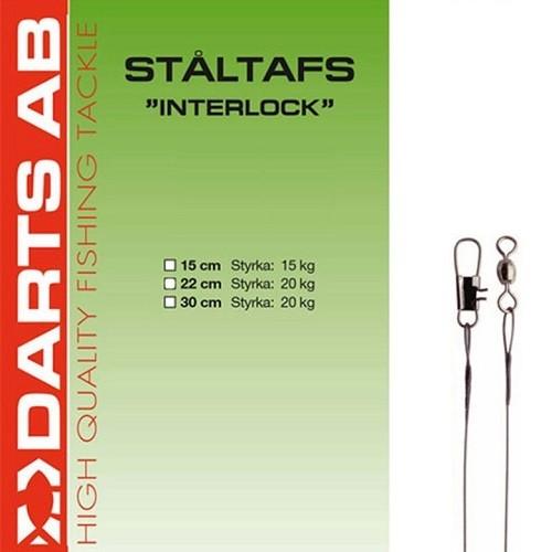Ståltafs Interlock