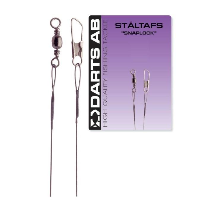 Darts Ståltafs Snaplock