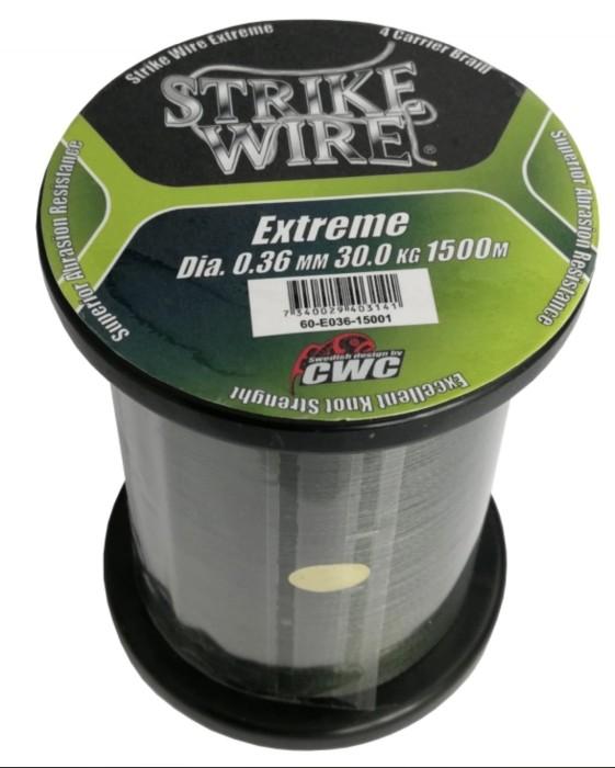 Strike Wire Extreme 0,36mm 1500m