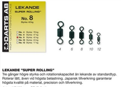Lekande SUPER ROLLING
