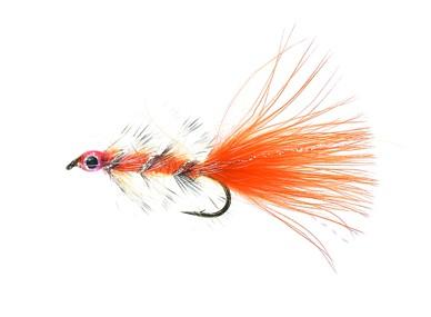 Swim Bugger Fluo Orange Daiichi 1720 # 8