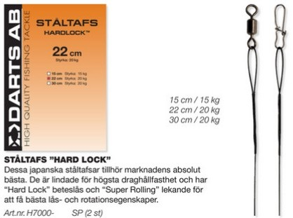 Darts Wiretafs Hardlock
