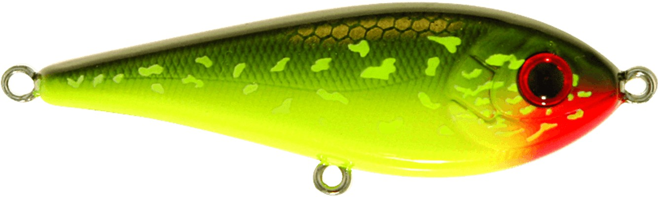 Tiny Buster, susp, 6,5cm, 11gr -  Hot Pike