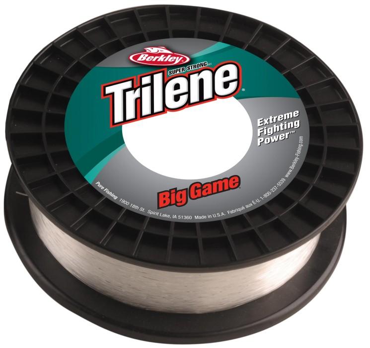Trilene Big Game 0,55mm 600m Clear Nylonlina