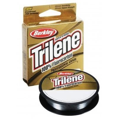 Trilene 100% Fl.Carb 50m Clear Fluorocarbonlina
