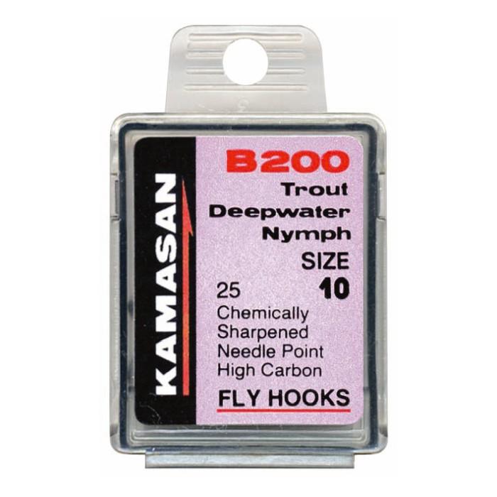 Kamasan B200 Trout Deepwater Nymph