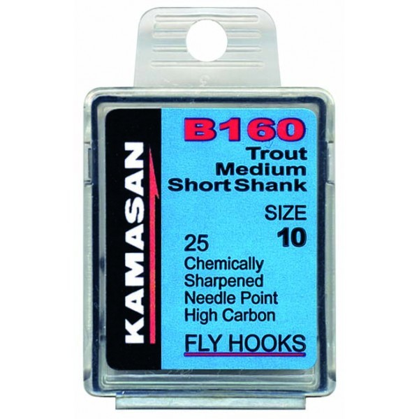 Kamasan B160 Trout Medium Short