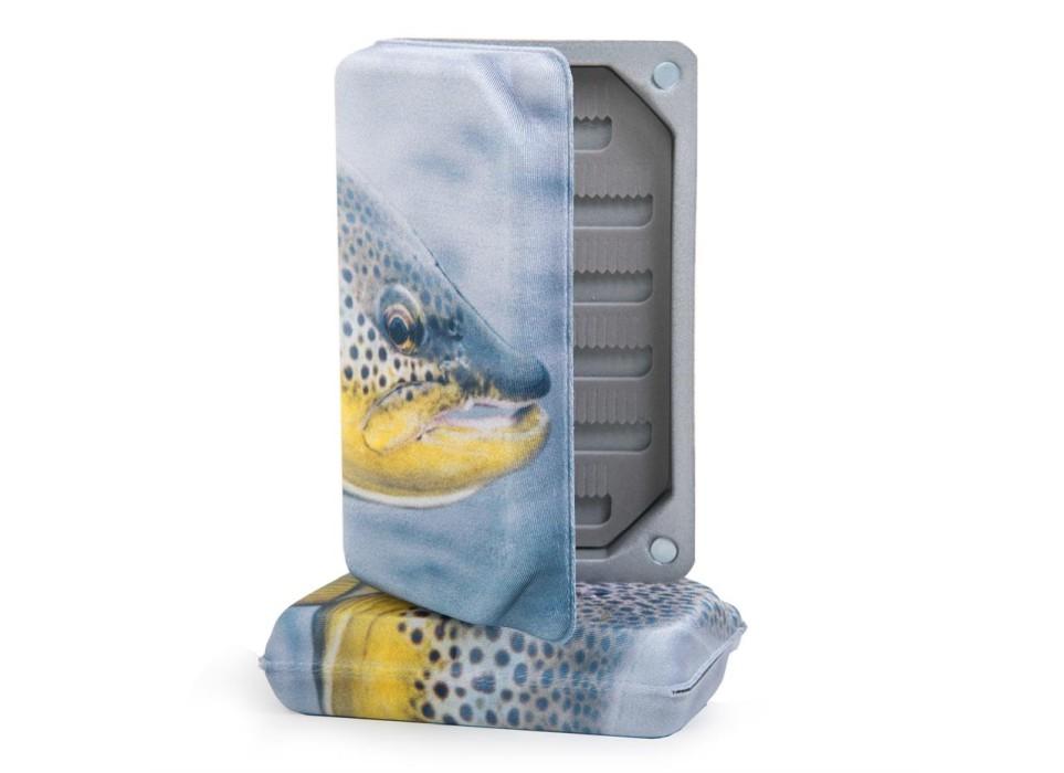 Flugask Trout Slit Foam - Small