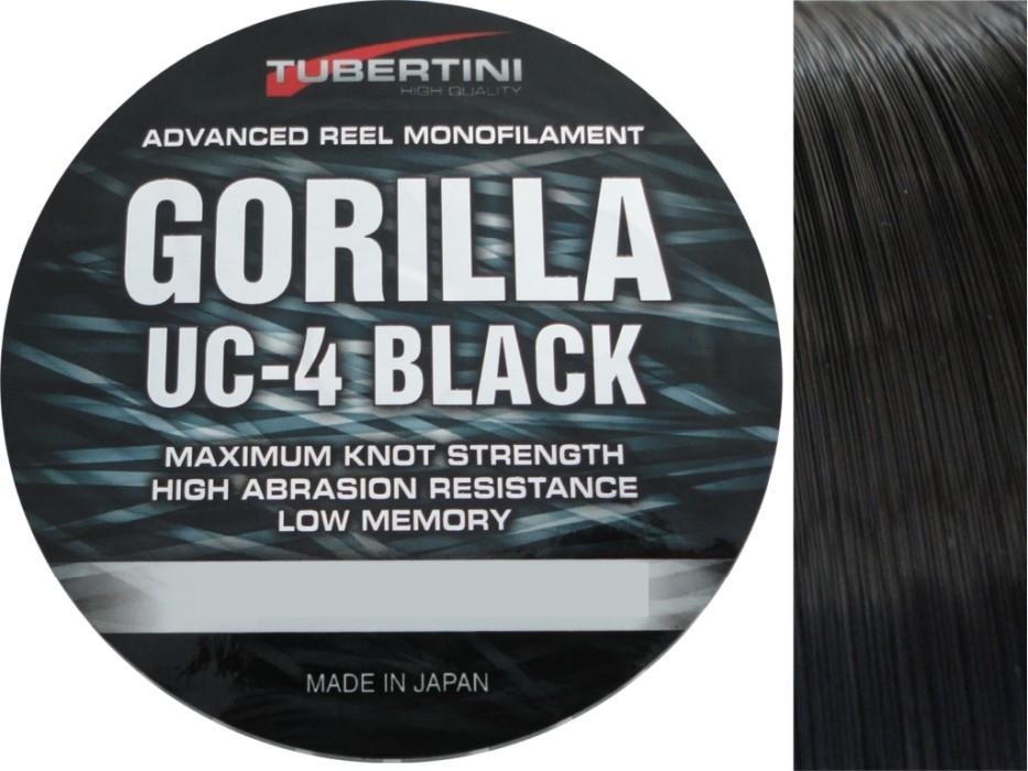 Tubertini Gorilla UC-4 Black 150meter