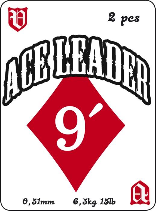 Vision ACE leader 9' 2pack