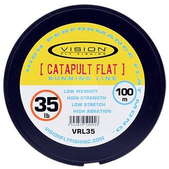 Vision Catapult Flat Skjutlina 35lb/100m