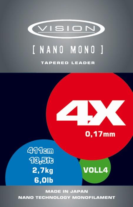 "Vision NANO MONO 13'5"""