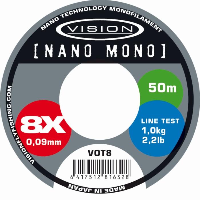 Vision Nano Mono 50-30m tafsmaterial