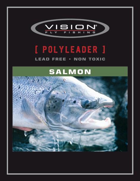 Vision Salmon polyleader 5´