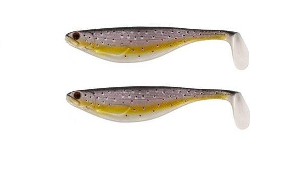 Westin ShadTeez 12cm 2 pack Brook Trout