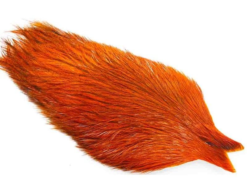 Whiting Coq de Leon tuppnacke - Badger/Burnt Orange