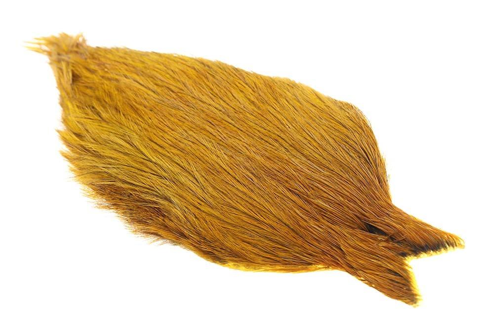 Whiting Coq de Leon tuppnacke - Badger/Copper Olive